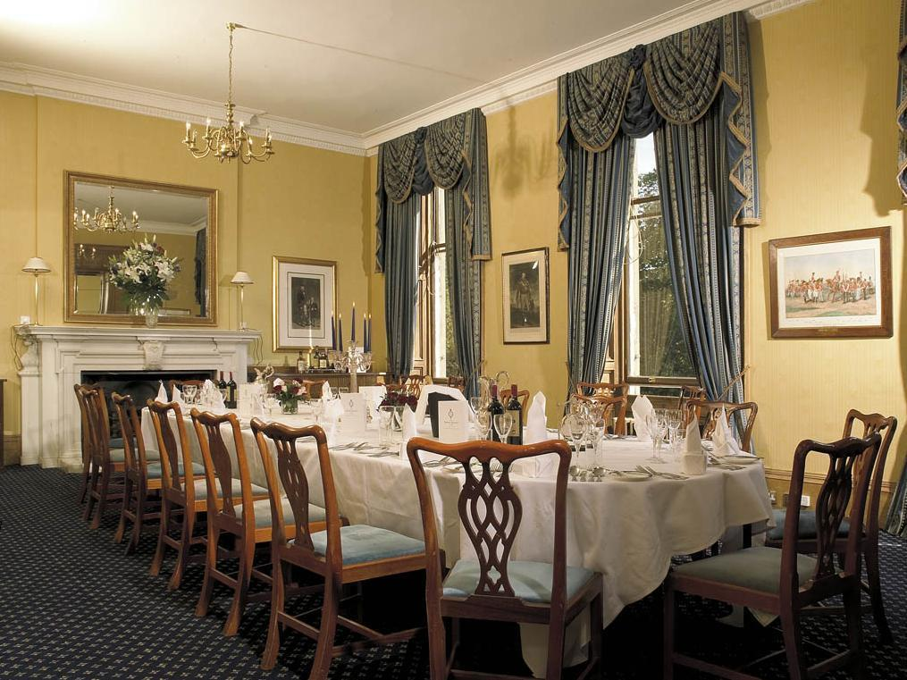 Royal Scots Club Hotel Edinburgh